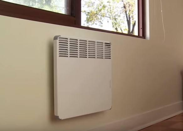calefactor de convección